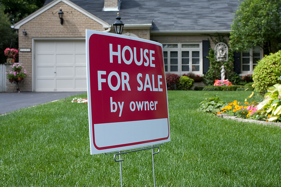 sell a house by owner